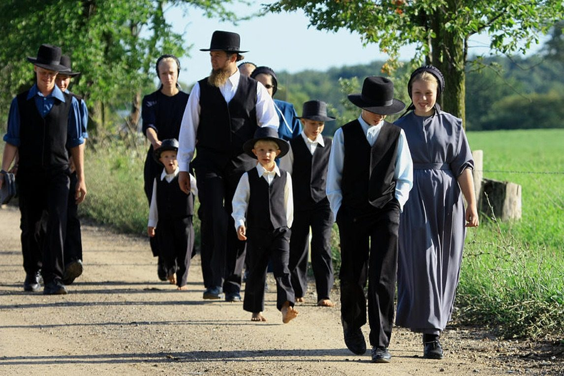 Amish or Mennonite…What's the Diff? – Author Kim Vogel Sawyer