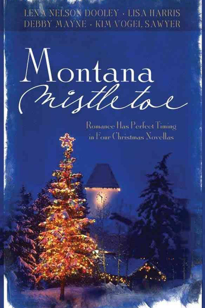 Montana Mistletoe by Kim Vogel Sawyer