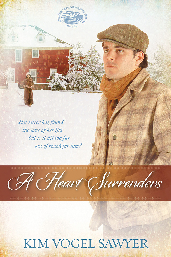 A Heart Surrenders by Kim Vogel Sawyer