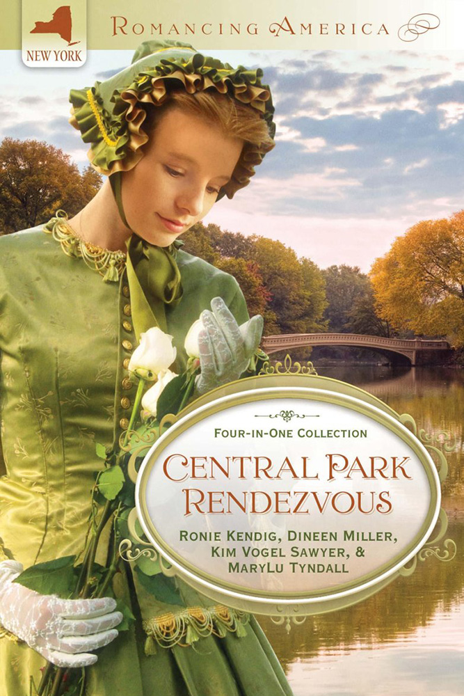 Central Park Rendezvous by Kim Vogel Sawyer