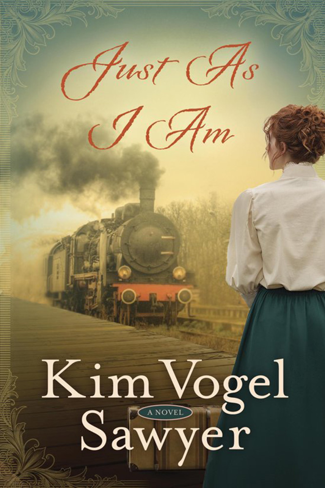 Just As I Am by Kim Vogel Sawyer