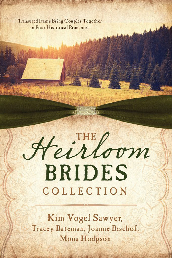 The Heirloom Brides Collection by Kim Vogel Sawyer