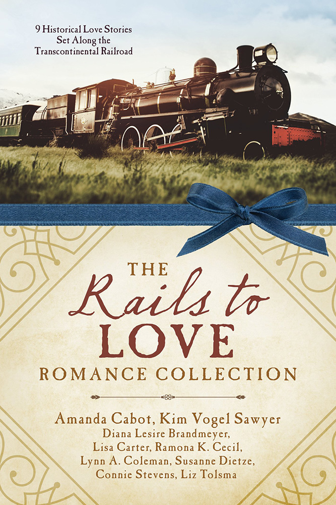 The Rails to Love Romance Collection by Kim Vogel Sawyer