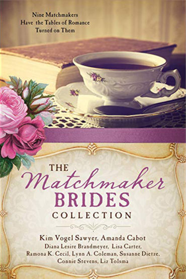 The Matchmaker Brides Collection by Kim Vogel Sawyer