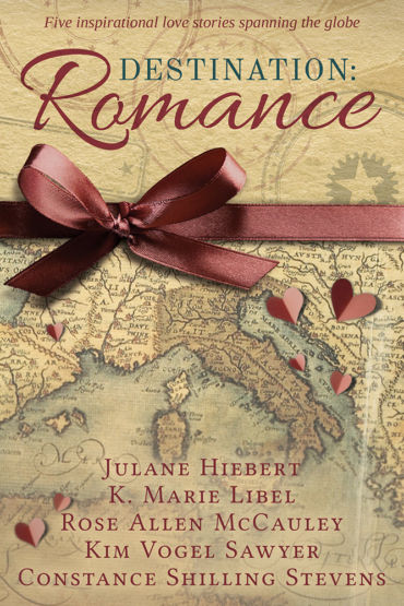 Destination Romance by Kim Vogel Sawyer
