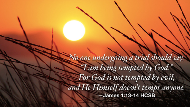 """Hymn day: """"Yield Not to Temptation"""""""