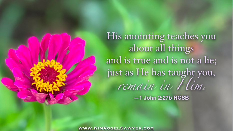 Remain in Him